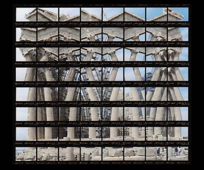 Фотографии архитектурных достопримечательностей Томаса Келлнера (Thomas Kellner). Афины