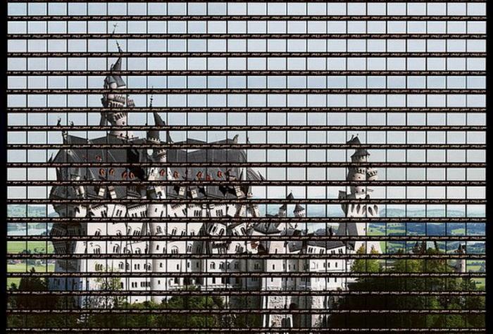 Фотографии архитектурных достопримечательностей Томаса Келлнера (Thomas Kellner). Замок Нойшванштайн