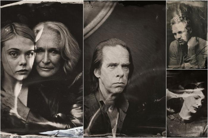 Великолепные портреты знаменитостей от Виктории Уилл