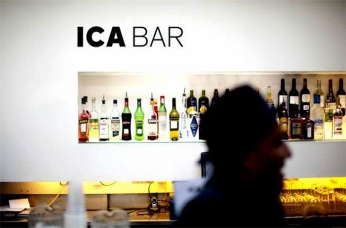 ICA бар – место встречи творческой тусовки Лондона.