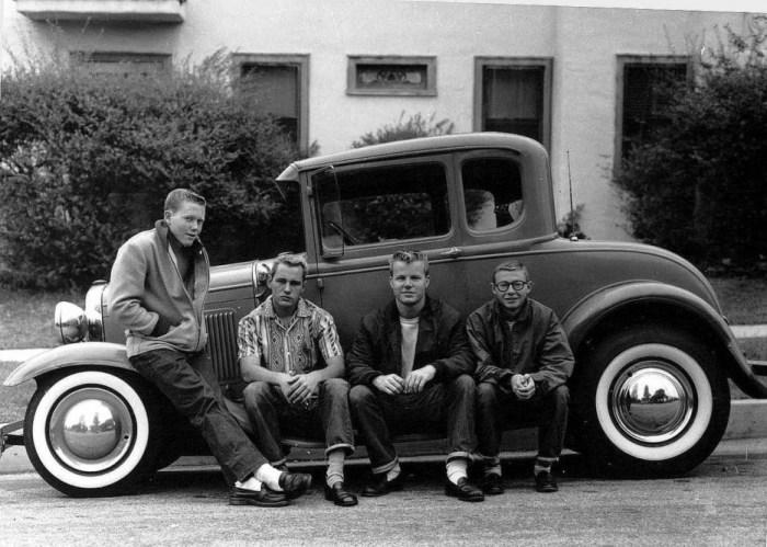Тинэйджеры в Америке всегда были большими модниками.
