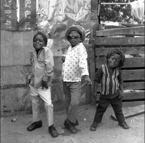 Даже на Ямайке следят за веяниями моды.