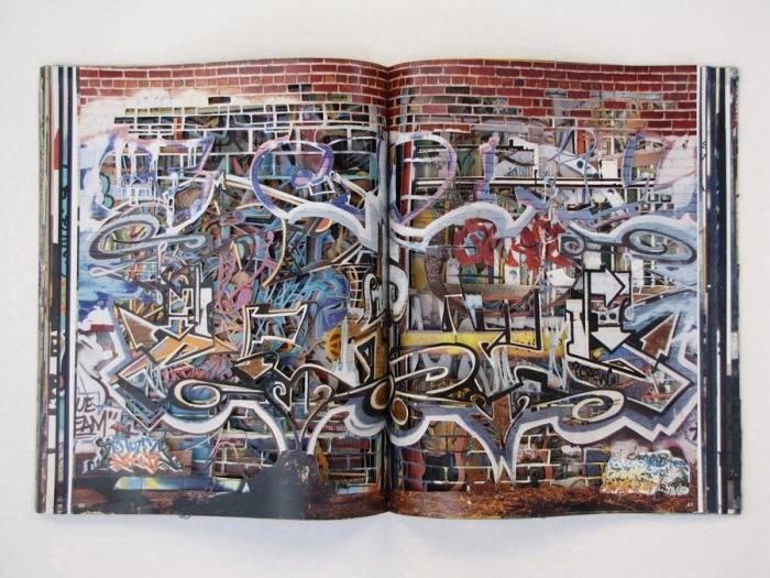 Журнал о граффити - Graffito от Франчески Лав