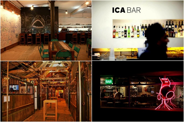 Арт-бары Лондона для любителей живописи и современного искусства.