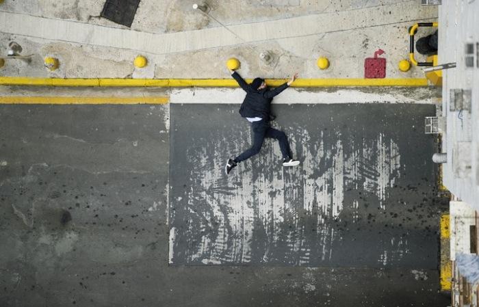 Фотограф Christian Аslund отдает дань 2D играм