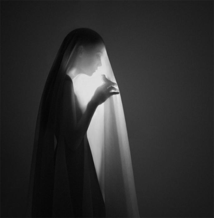 Сюрреалистические автопортреты Noell S. Oszvald