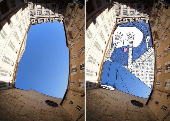 Причудливые иллюстрации художника Thomas Lamadieu