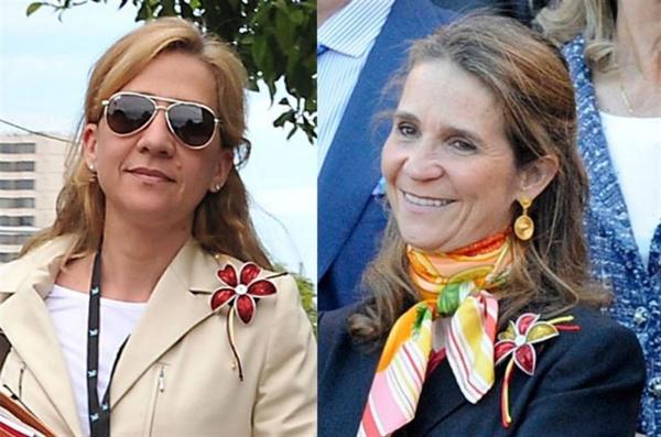 Дочери короля Испании - поклонницы бижутерии из кофейных капсул
