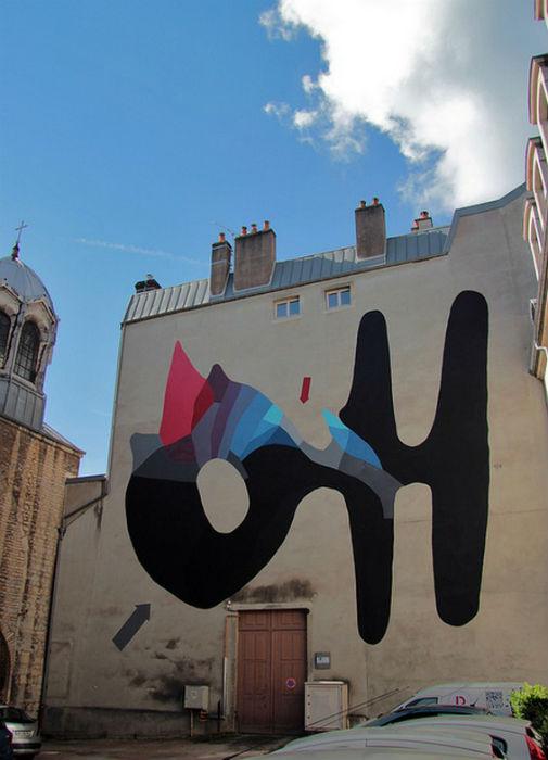 Guido Bisagni и его уличное искусство