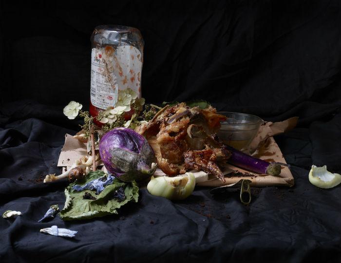 """""""Отвратительно красивые"""": натюрморты, составленные из отходов"""