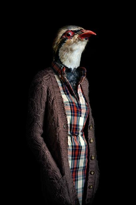 Segundas pieles: проект фотографа Мигеля Вальинаса