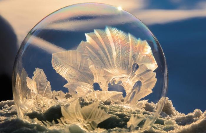 Прекрасные мистические кристаллы от Hope Carter