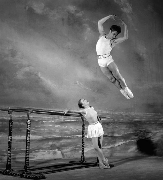 Второй страстью Риццо после фотографии было, пожалуй, искусство танца
