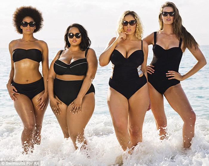 Swimsuits For All - купальники для всех