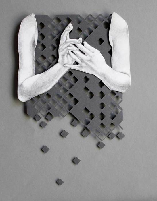 Удивительные работы Кристин Ким