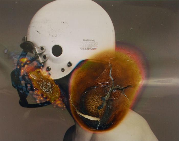 Выжигание по фотографии в интерпретации бразильского художника
