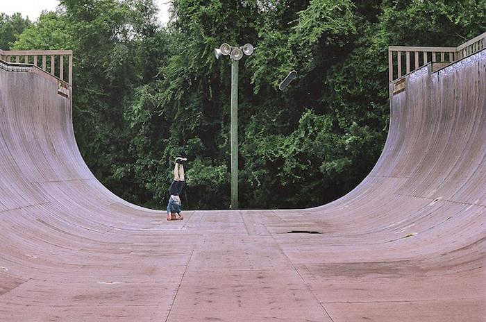 Headstands: Необычный фотопроект от Алекса Уэйна