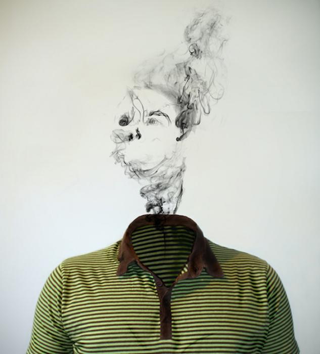 О, моя голова!  Фотопроект Александра Бордеро