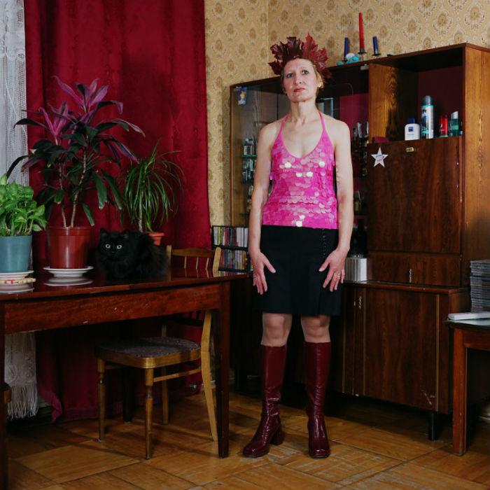 Женщины в проекте петербургского фотографа