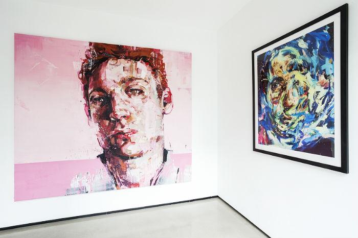 Брутальные портреты от талантливого канадского художника