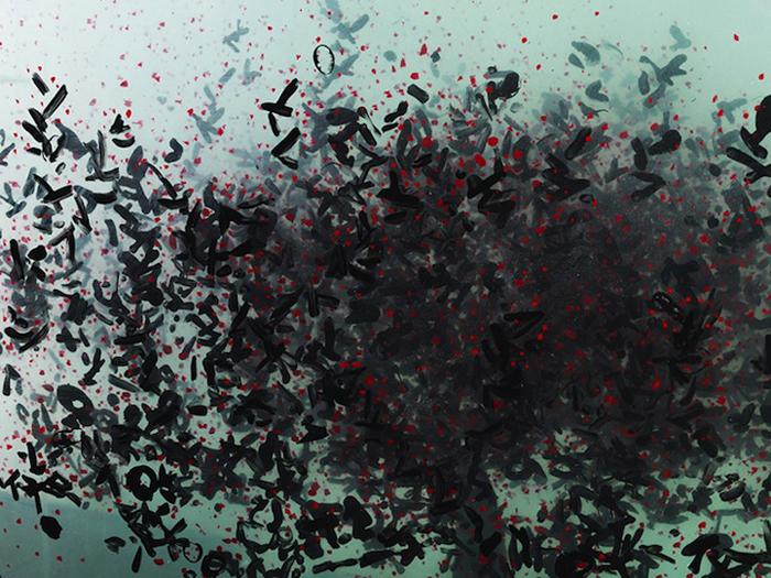 Удивительные объемные композиции из набора тонких стекол от турецкой художницы Ардан Озменоглу