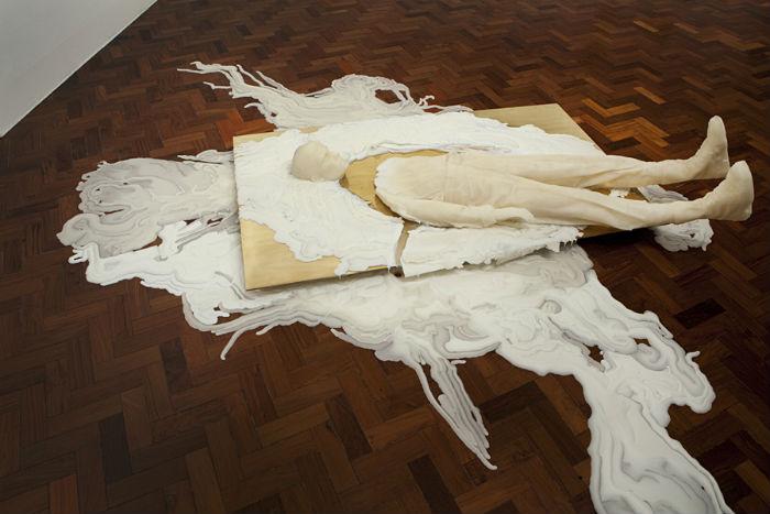 Тающие скульптуры в творчестве Татианы Бласс