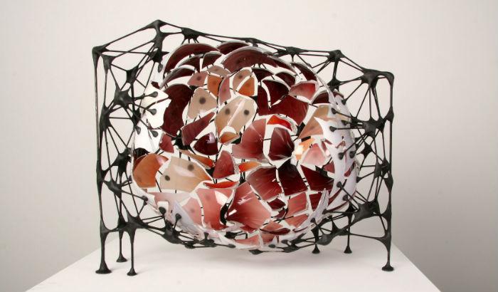 Работы американского художника-стеклодува Грэма Колдуэлла