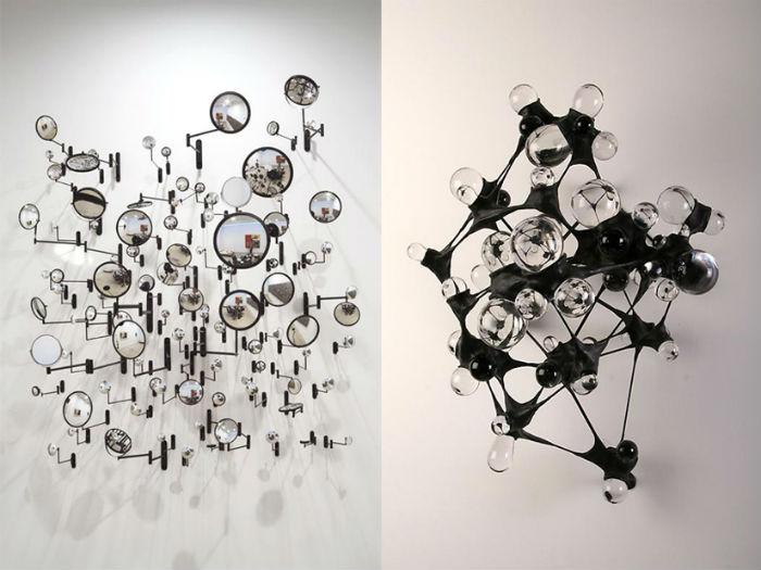 Стеклянная феерия: удивительные скульптуры из стекла от американского мастера