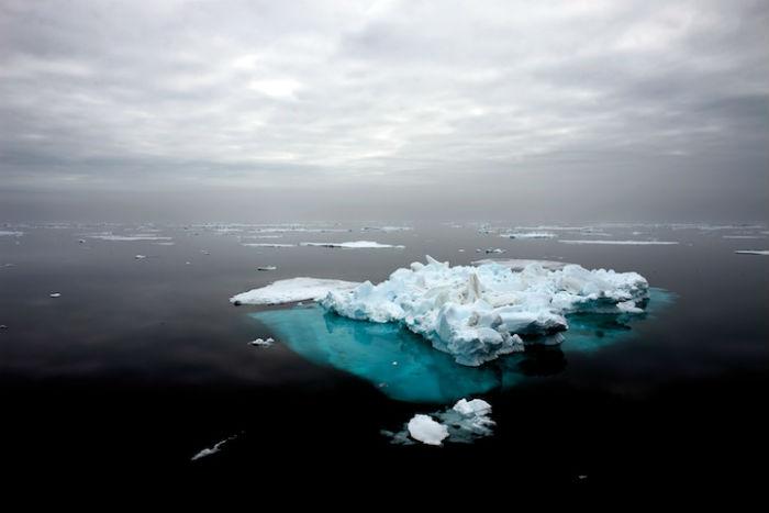 Потрясающие фотографии полярных регионов от Камиллы Симен