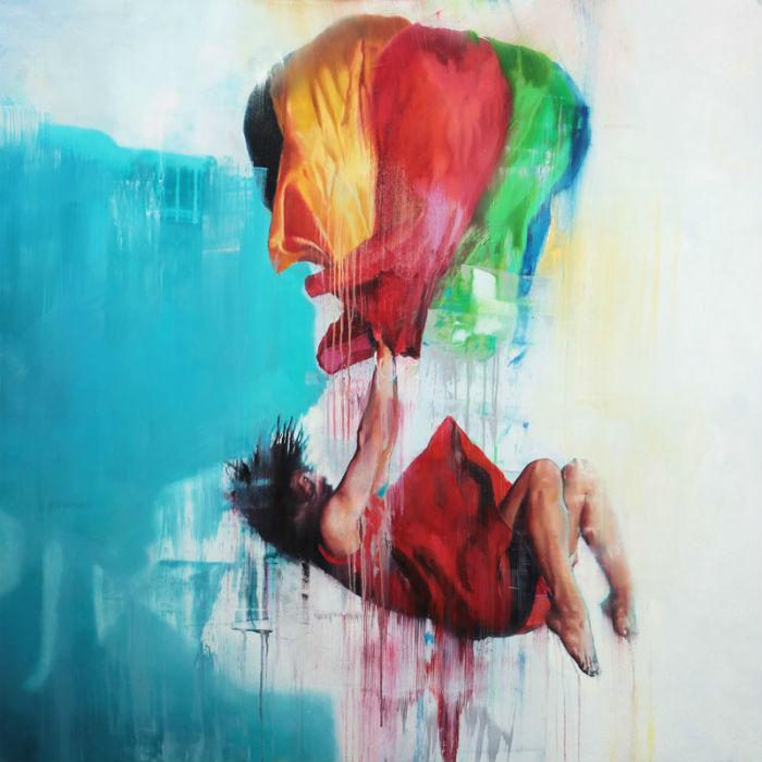«Suspended» исследует «подвешенное» состояние современного человека
