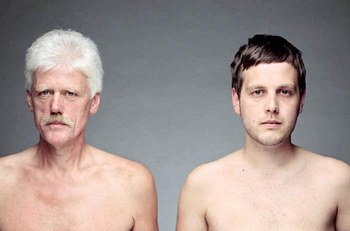 «Поколение»: фотопроект художницы и дизайнера Фрауке Тилкинг (Frauke Theilking)