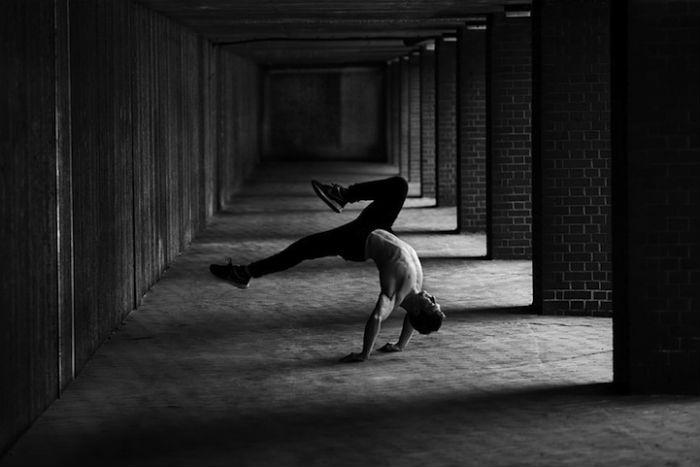 Проект Freerunner от английского фотографа