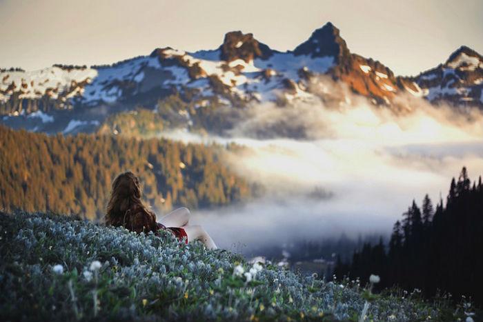 Величественная красота природы в фотографиях канадской художницы