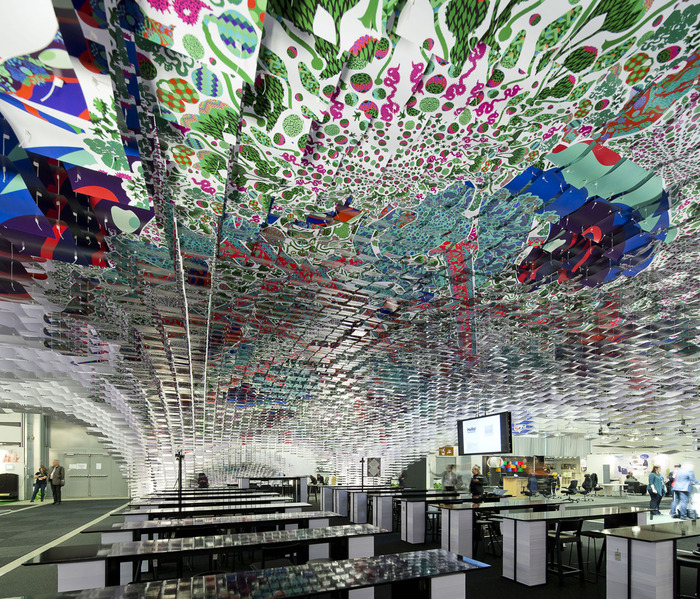 Удивительный павильон Вингорда-Сакси на выставке в Стокгольме