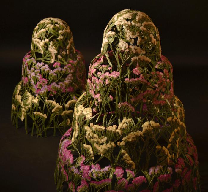 Цветочные композиции от Игнасио Арасиля