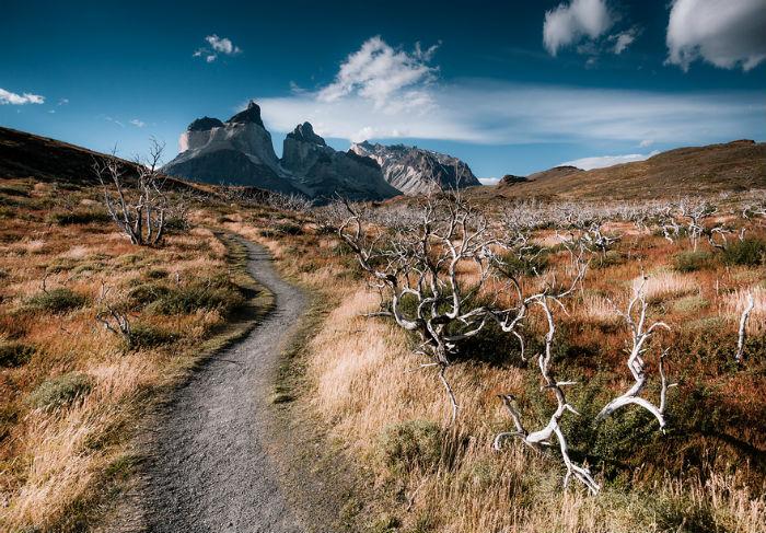Удивительные пейзажи Аргентины