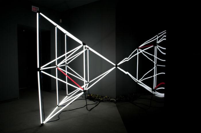 Художник Джейсон Петерс – автор масштабных инсталляций, которым тесно в выставочном пространстве