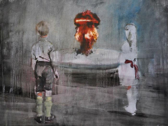 Осовременивая классику: фигуративная живопись английского художника
