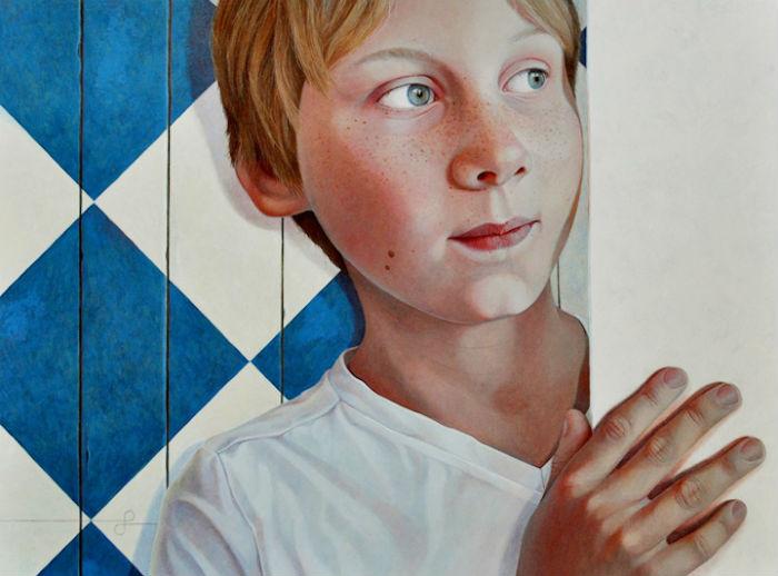 Картины голландского художника Джантины Пеперкамп
