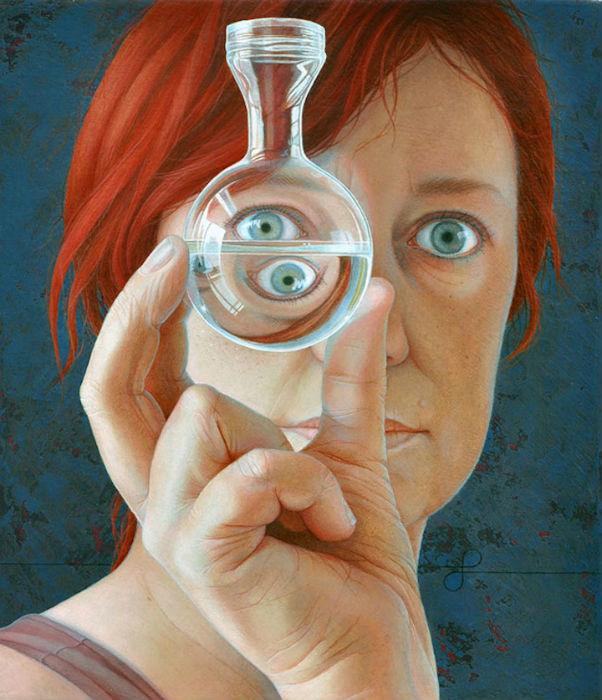 Гиперреалистичные картины талантливой художницы из Голландии