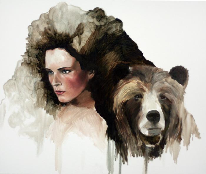 Свободное искусство от Jen Mann