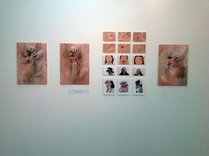 Работы художницы Розанны Джонс