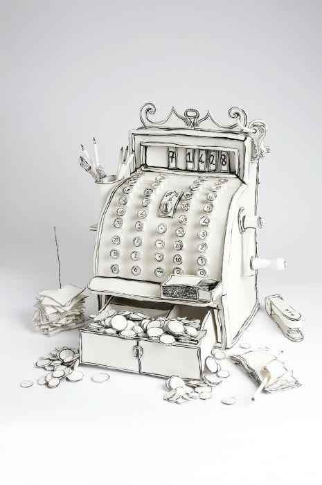 Работы британской художницы Катарины Морлинг