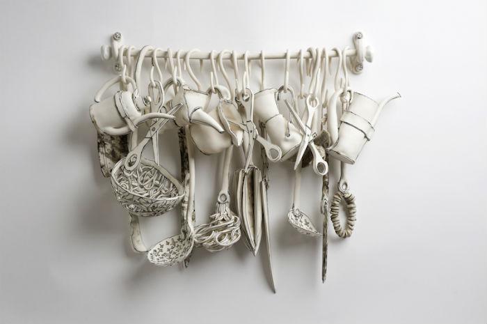 Керамические шедервы от британской выдумщицы Катарины Морлинг