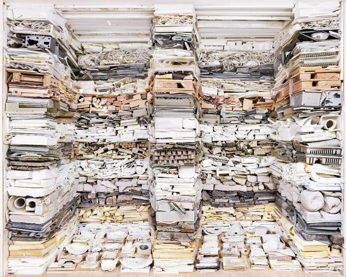 «Разрушенный дом»: игры с пространством от немецкой художницы