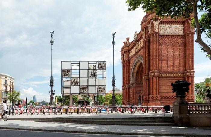 Casa de la Memoria («Дом памяти») - любопытная инсталляция в историческом центре Барселоны