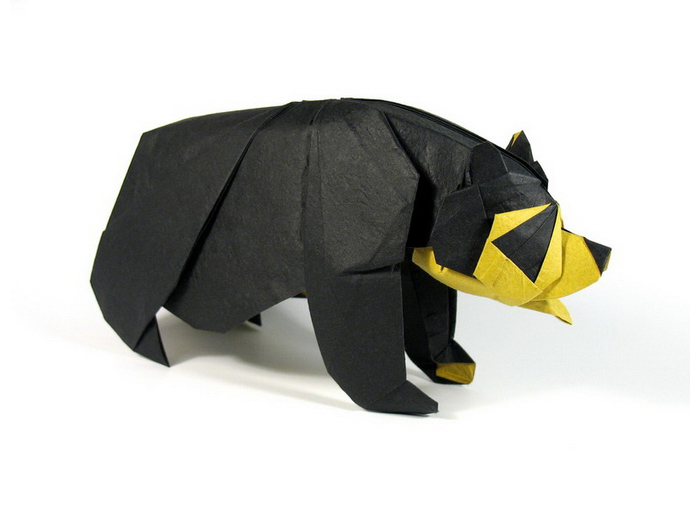 Фигурки оригами Nguen Hung Cuong