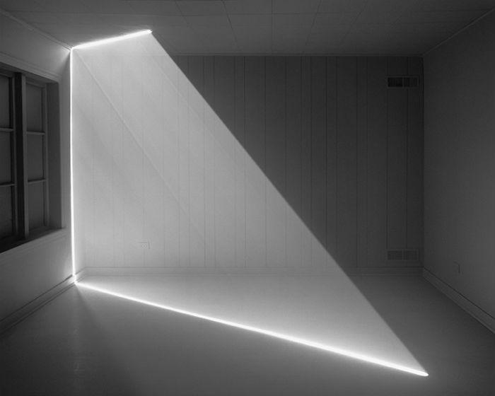 Канадский фотограф Джеймс Низам создаёт оригинальные световые скульптуры