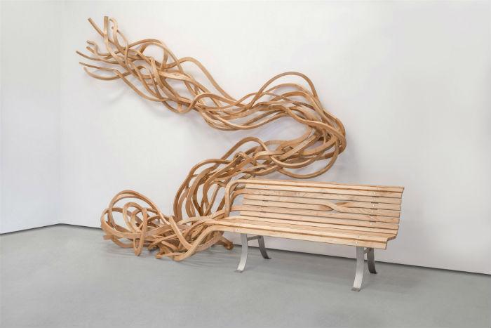 Художник аргентинского происхождения Пабло Рейносо давно и успешно работает с различными формами и материалами