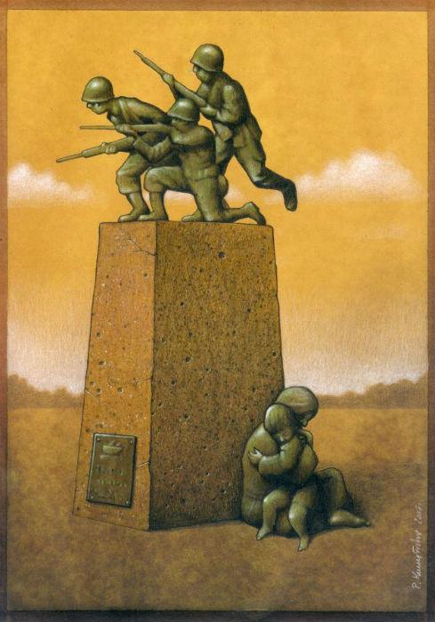 Кучинский выступает против войн, социального неравенства и произвола чиновников